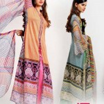 AYESHA SAMIA EMBROIDERY LAWN VOL. 1 4