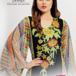 AYESHA SAMIA EMBROIDERY LAWN VOL. 1 5