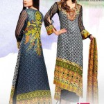 AYESHA SAMIA EMBROIDERY LAWN VOL. 1 7