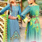 AYESHA SAMIA EMBROIDERY LAWN VOL. 1 8