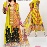 AYESHA SAMIA EMBROIDERY LAWN VOL. 1 9