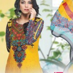 Aalishan Colorful Chiffon Lawn Vol. 2 Collections 2014 for Women 3