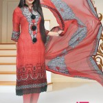 Aalishan Colorful Chiffon Lawn Vol. 2 Collections 2014 for Women 4