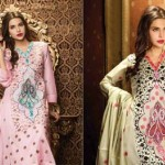 Anarkali Embroidery 2014 by sitara textile 1