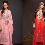Anarkali Embroidery 2014 by sitara textile 16