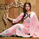 Anarkali Embroidery 2014 by sitara textile 3