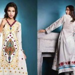 Anarkali Embroidery 2014 by sitara textile 5