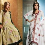 Anarkali Embroidery 2014 by sitara textile 7