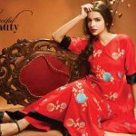 Anarkali Embroidery 2014 by sitara textile 8