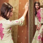 Anarkali Embroidery 2014 by sitara textile 9