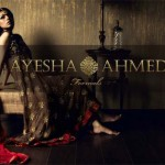 Ayesha Ahmed Party Dresses 2014 For Women 2