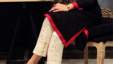 Ayesha Ahmed Party Dresses 2014 For Women