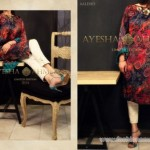 Ayesha Ahmed Party Dresses 2014 For Women 4