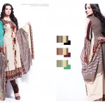 Barkha Lawn Prints 2014 by Moon Textile