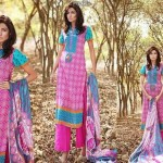 Barkha Lawn Prints 2014 by Moon Textile 4