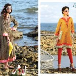 Bashir Ahmad Textiles Summer Wear Dresses 2014 for Women 1