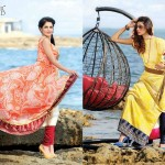 Bashir Ahmad Textiles Summer Wear Dresses 2014 for Women