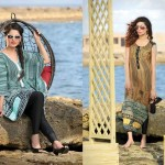 Bashir Ahmad Textiles Summer Wear Dresses 2014 for Women 3
