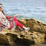 Bashir Ahmad Textiles Summer Wear Dresses 2014 for Women 5