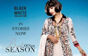 Black and White Summer collection bt five star 2014 7