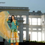 Blossom by Lala Crinke Lawn Summer Collection 2014 1