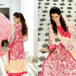 Blossom by Lala Crinke Lawn Summer Collection 2014 2