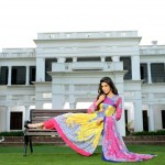 Blossom by Lala Crinke Lawn Summer Collection 2014 3