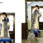 Blossom by Lala Crinke Lawn Summer Collection 2014 5