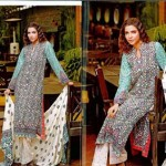 D'VINE Lawn colelction 2014 for women 12