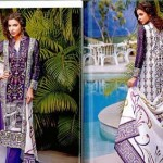 D'VINE Lawn colelction 2014 for women 8