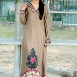 Damak Spring Dresses 2014 For Girls 3