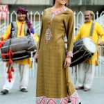Damak Spring Dresses 2014 For Girls 6