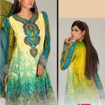 Dawood Textiles Exclusive Zam Zam Lawn Collection 2014 Vol-01 for Women 1