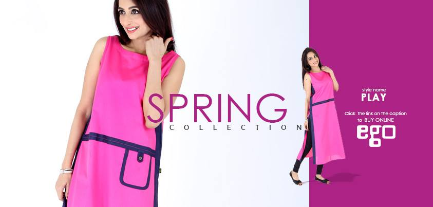 Ego Spring Collection 2014 for Women New Arrival 1
