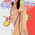 Exclusive Boishakhi Party Sarees Wear collection 2014 by Mansha 1
