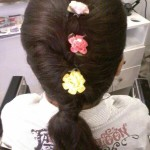 Exclusive Women Hairstyle Collection 2014 for Wedding Parties 3