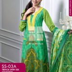 FANCY SUMMER LAWN 2014 VOLUME-1 TRENCIA SATIN SILK GulAhamed. 6