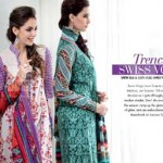 FANCY SUMMER LAWN 2014 VOLUME-1 TRENCIA SATIN SILK GulAhamed. 9