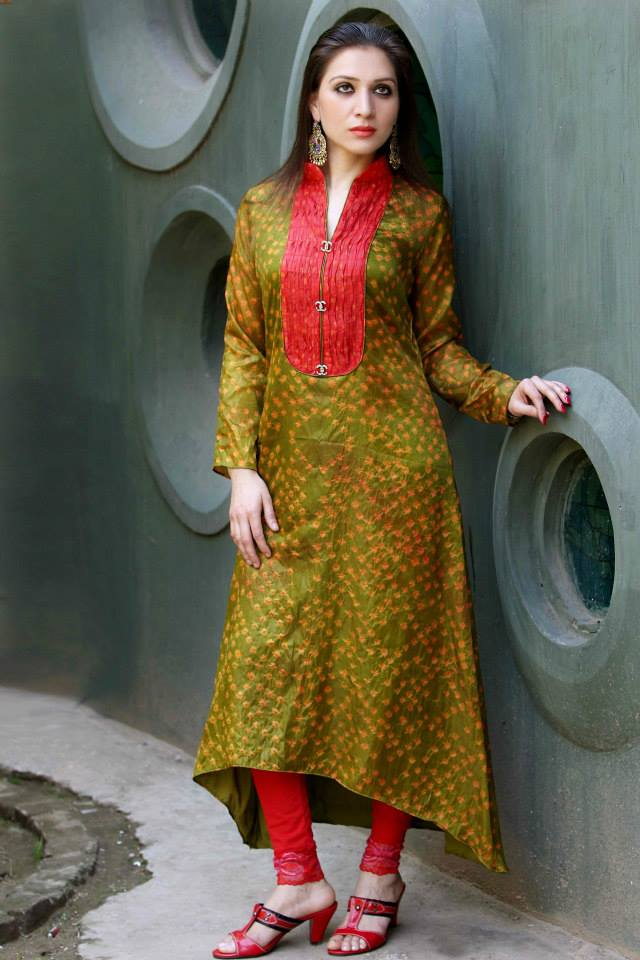Ferozeh Summer Clothes 2014 For Women 5