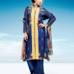 Five Star Textile Spring Summer Lawn Collection 2014 for Women 3