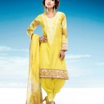 Five Star Textile Spring Summer Lawn Collection 2014 for Women 5