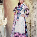 Ghani Textiles Colorful Spring Summer Wear Collection 2014 for Women 1