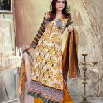 Ghani Textiles Colorful Spring Summer Wear Collection 2014 for Women 2