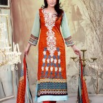 Ghani Textiles Colorful Spring Summer Wear Collection 2014 for Women 5