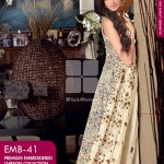 Gul Ahmed Spring Embroidered Lawns Wear Collection 2014 for Women 1