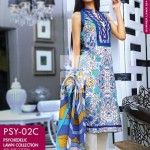 Gul Ahmed Summer Lawns Vol- 01 Wear Collection for Women 2