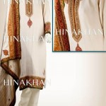 Hina Khan Colorful Formal Wear Collection 2014 for Women 2