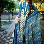 Ittehad Swiss Voil Lawn 2014 collection 2014 11