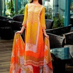 Ittehad Swiss Voil Lawn 2014 collection 2014 14