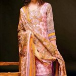 Ittehad Swiss Voil Lawn 2014 collection 2014 15